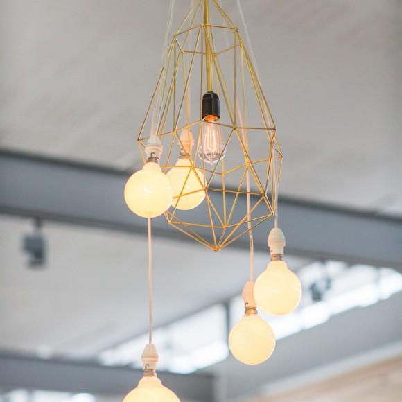 Jewel Light with Bulbs