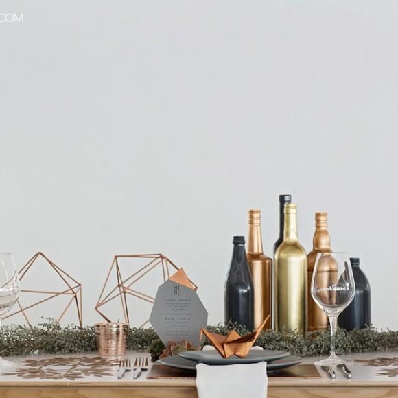 Himmeli 2 table setup