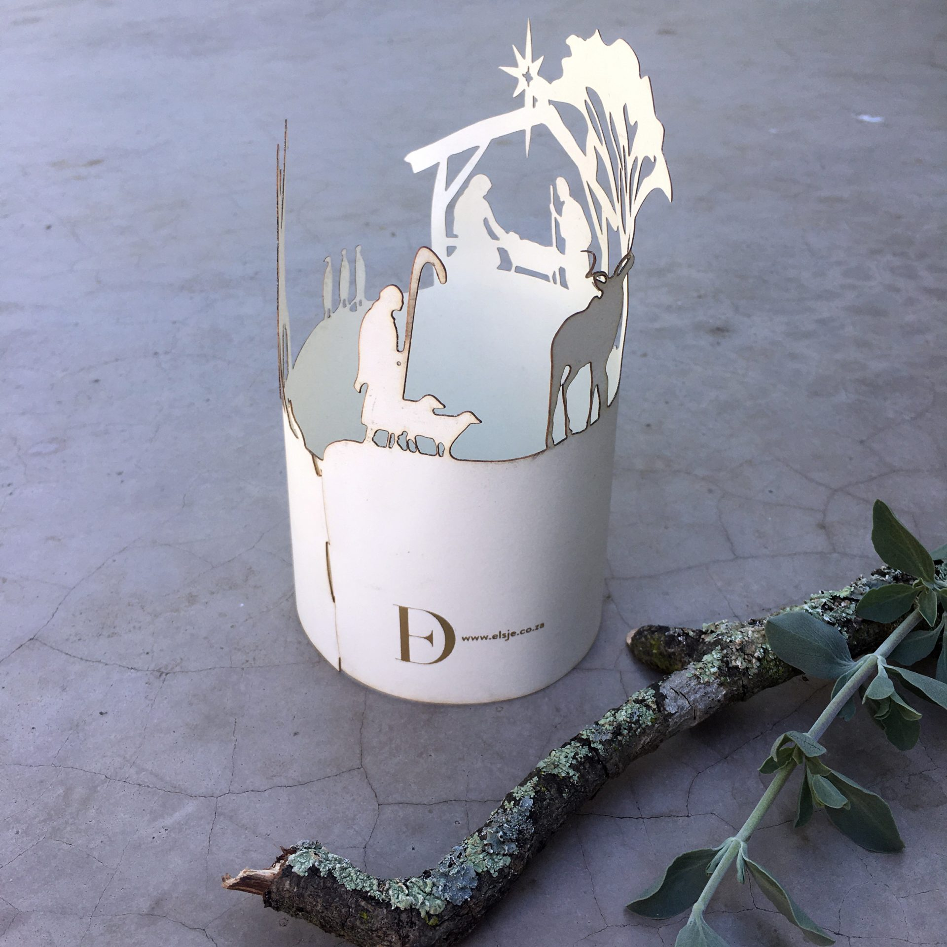 CANDLE WRAPPER